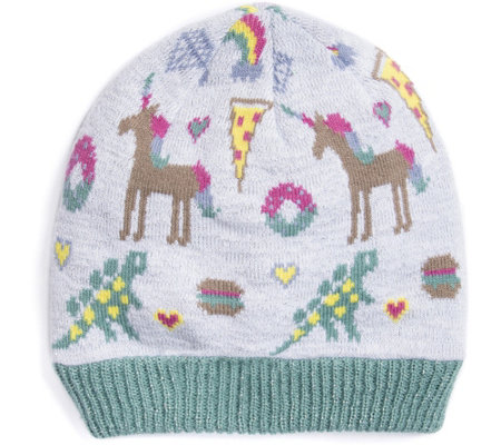 MUK LUKS Women's Everything Beanie