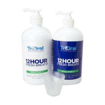 TriOral Fresh Breath 2 Formula Rinse System