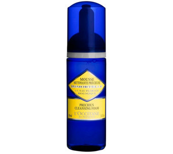 L'Occitane Immortelle Brightening Cleansing Foam - A196593