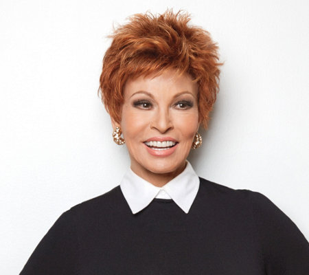 "Raquel Welch ""Power"" Short Spiky Top Wig"