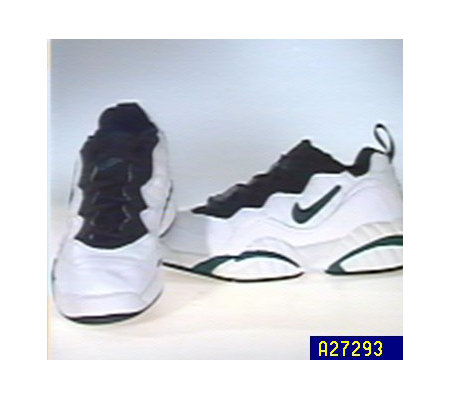 Nike Man's Air Tenacity Low Basketball Shoes