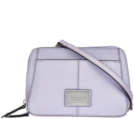 Tignanello Saffiano Convertible RFID Crossbody & Belt Bag