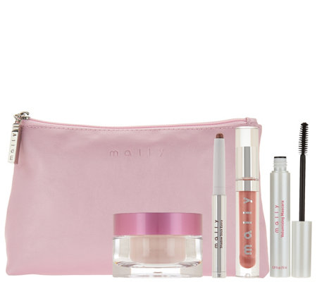 Mally's 4-pc Beauty Essentials Collection
