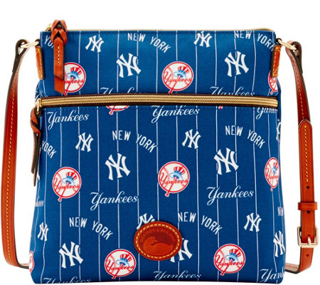 Dooney & Bourke MLB Nylon Yankees Crossbody