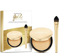 bareMinerals Gold Obsession Chandelight Illuminator with Brush - A295693
