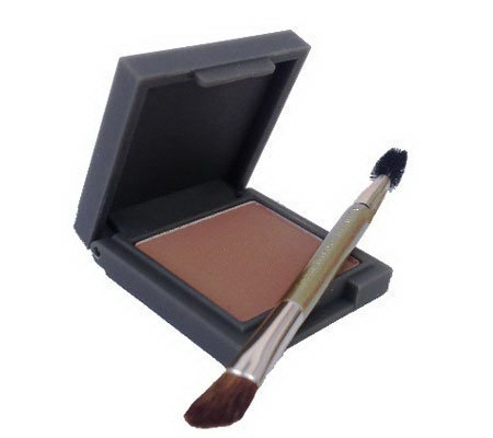 Joan Rivers Great Brow Day Fill-in Eyebrow Powder with Brush