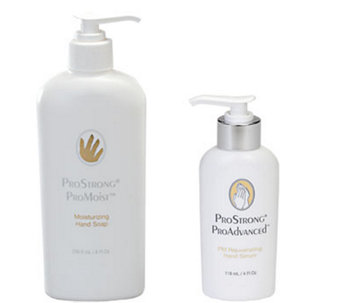 ProStrong Hand Serum and Soap Duo - A335693