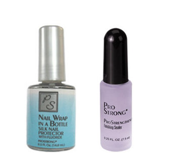 ProStrong Nail Wrap and Finishing Sealer Duo - A335793