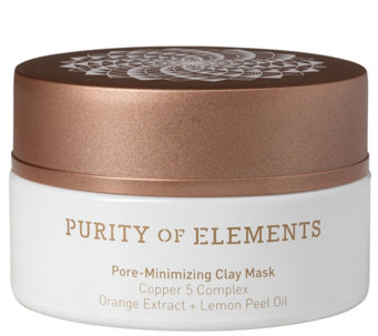 Purity of Elements Pore-Minimizing Clay Mask, 3.4 oz - A339093