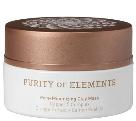 Purity of Elements Pore-Minimizing Clay Mask, 3.4 oz