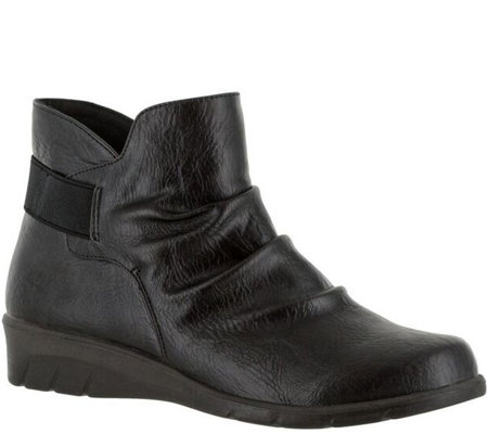 Easy Street Ankle Boots - Bounty
