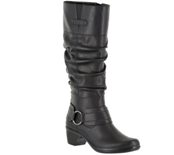 Easy Street Tall Wide Calf Boots - Jayda Plus - A341293