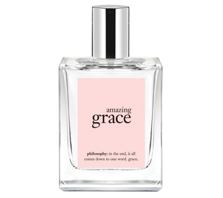 philosophy amazing grace eau de parfum 2 oz.