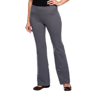 Women with Control Tall Tummy Control Boot Cut Pants - A237495