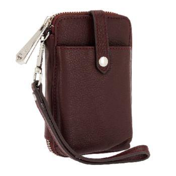 Aimee Kestenberg Nicole Leather Phone Wristlet
