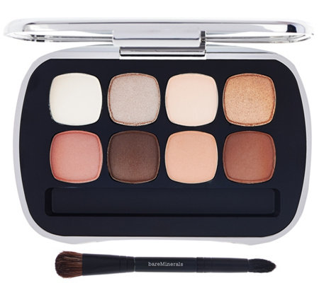 bareMinerals READY Eyeshadow 8.0 The Suede Neutrals