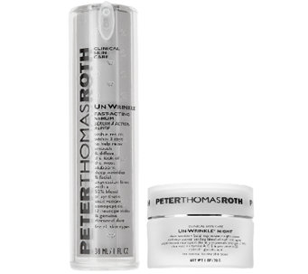 Peter Thomas Roth Unwrinkle Serum & Night Cream Duo - A274595