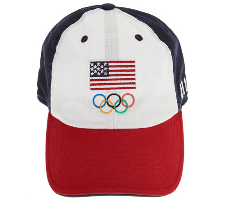Olympics Team USA 2016 Adjustable Cap