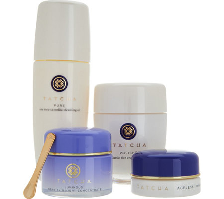 TATCHA 4-piece Kyoto Ritual for Timeless Radiance