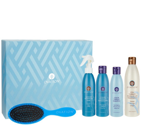 Ovation Cell Therapy 5 Piece Holiday Gift Set Page 1