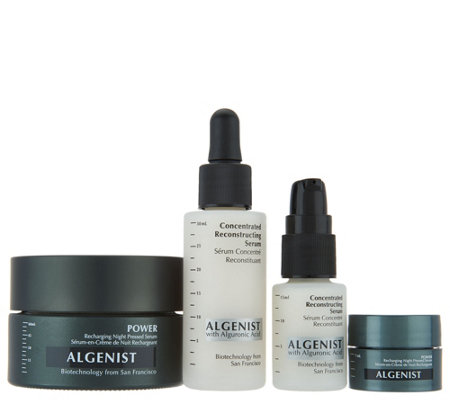 Algenist Day & Night 4-piece Serum Gift Set
