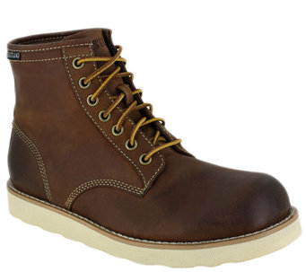 Eastland Men's Leather Work Boots - Barron - A335395
