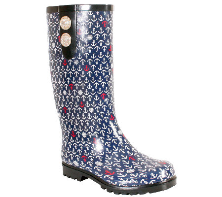 Nomad Rubber Rain Boots