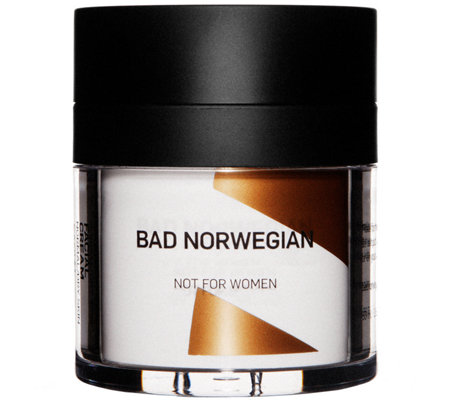BAD NORWEGIAN Men's Facial Cream