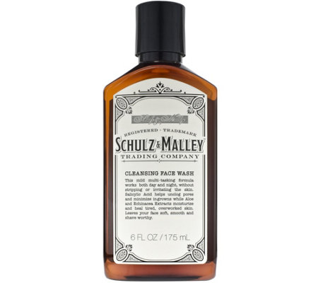 Schulz & Malley Trading Company Cleansing FaceWash
