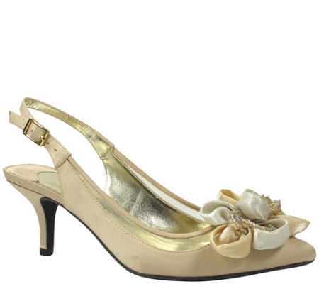 J. Renee Slingback Pumps - Adderley