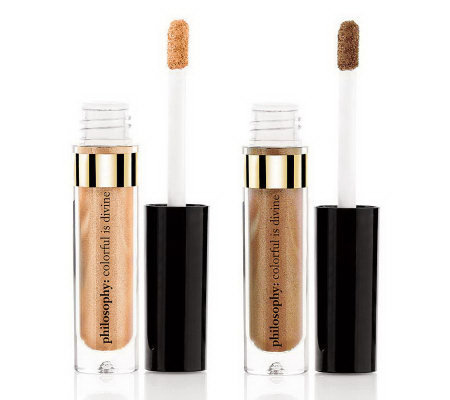 philosophy divine color long-wear creamy eye color duo