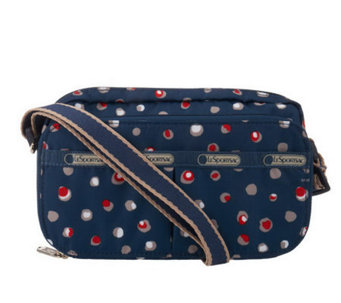 LeSportsac Printed Crossbody Wallet with AdjustableStrap - A233196