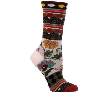 Ozone Design Set of 2 Fille Socks - A242896