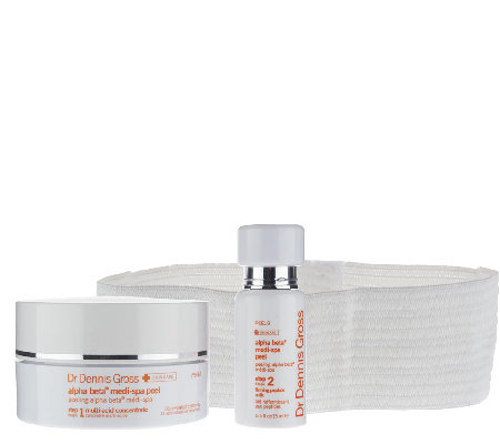 Dr. Gross Medi Spa Peel Treatment System