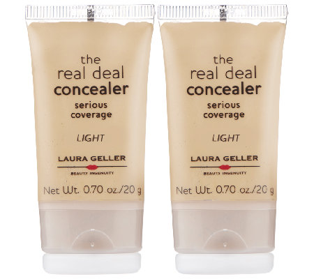 Laura Geller Super-Size Real Deal Full-Coverage Concealer
