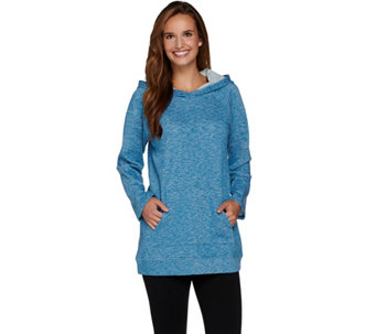 Linea Leisure by Louis Dell'Olio French Terry Oversize Hoodie - A282496