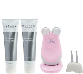 NuFACE Trinity Microcurrent Facial Toning Device w/ ELE - A284496