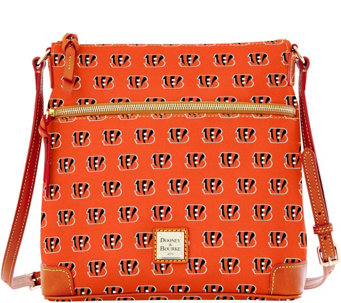 Dooney & Bourke NFL Bengals Crossbody - A285696