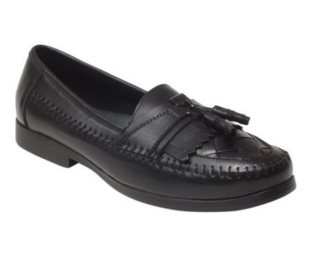 Deer Stags Herman Men's Kiltie Tassel Loafers