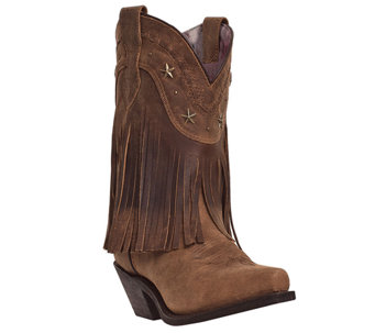 Dingo Hang Leather Cowboy Boots - Hang Low - A331896