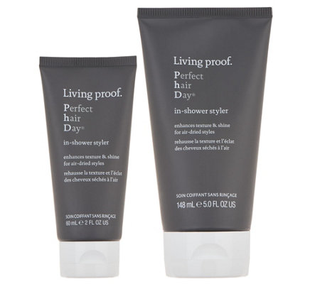 Living Proof Perfect Hair Day In-Shower Styler w/Travel