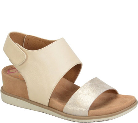 Comfortiva by Softspots Leather Sandals - Leslie