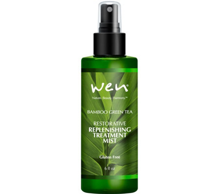 WEN by Chaz Dean Replenishing Treatment Mist Rice Protein 6 oz