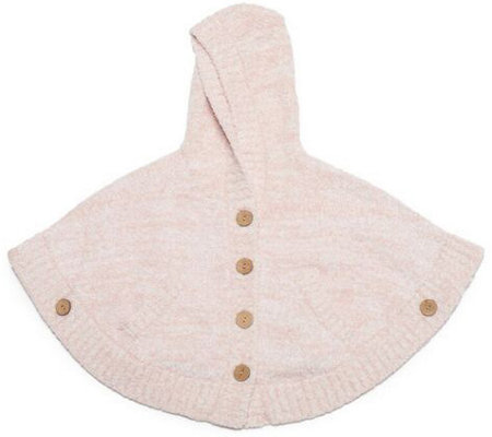 Barefoot Dreams Cozychic Toddler Hooded Cape