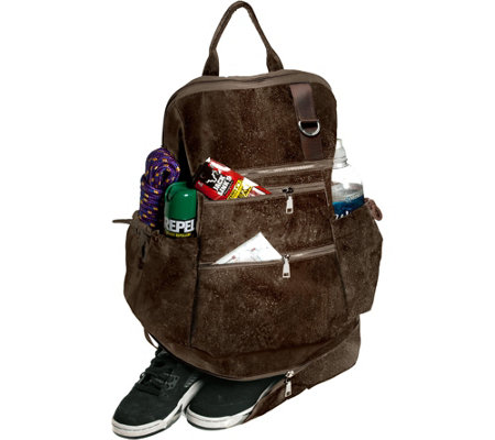 Earth Cork Horta Backpack - Brown