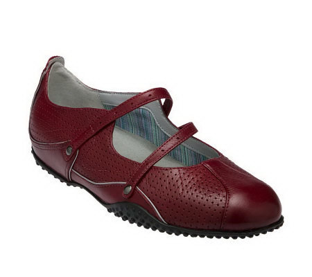 "Privo by Clarks ""Rumor"" Leather Asymmetrical Mary Jane"