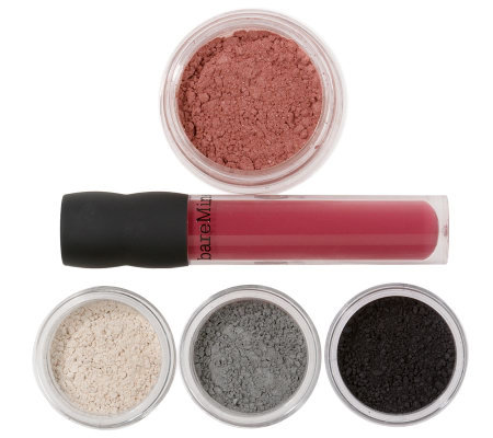 bareMinerals The Color of Cool 5-piece Collection