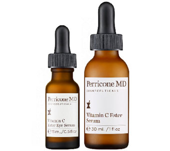 Perricone MD Vitamin C Ester Face & Eye Serum Duo - A258697