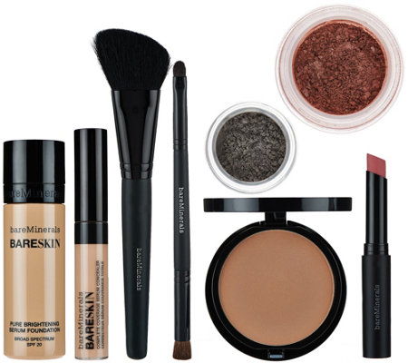 bareMinerals bareSkin Breakthrough 8-pc Beauty Uncovered Kit
