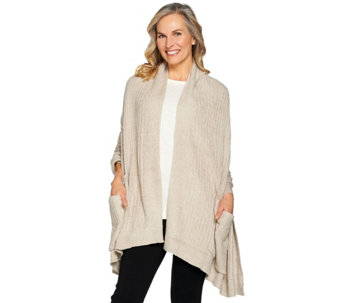 Barefoot Dreams Cozychic Lite Travel Shawl - A280197